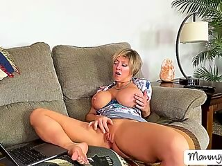 stepmom naughty
